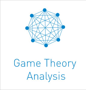 game theory summary and analysis In economics, most noncooperative game theory has focused on equilibrium in games, especially nash equilibrium and its refinements the traditional explanation for when and why equilibrium arises is that it results from analysis and introspection by the players in a situation where the rules of the game, the rationality of the players, and the.